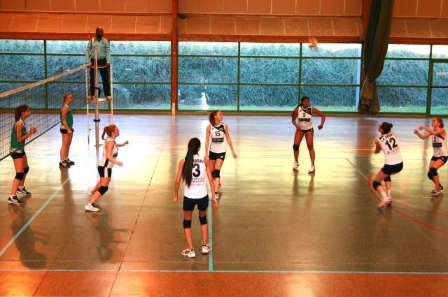 Volley Coupe de France 2014  1