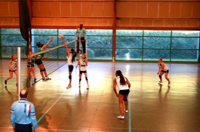 Volley Coupe de France 2014   2