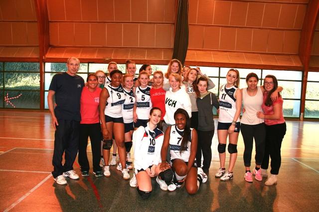 Volley Coupe de France 2014   8