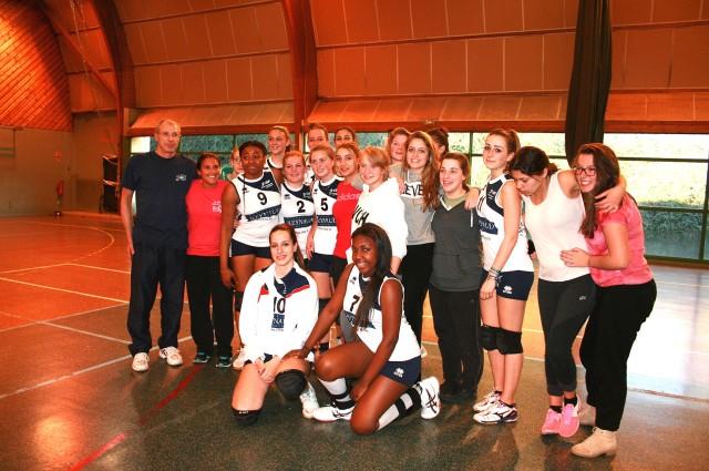 Volley Coupe de France 2014  9