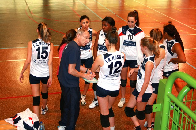 Volley Coupe de France 2014