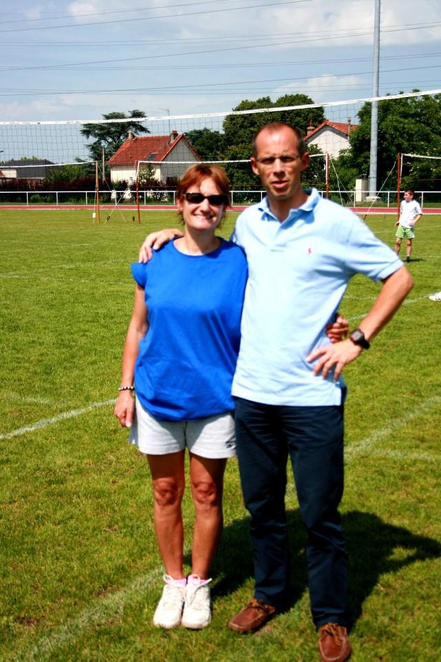Tournoi Volley 7 juin 2014  2