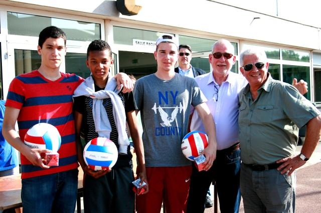 Tournoi Volley 7 juin 2014   9